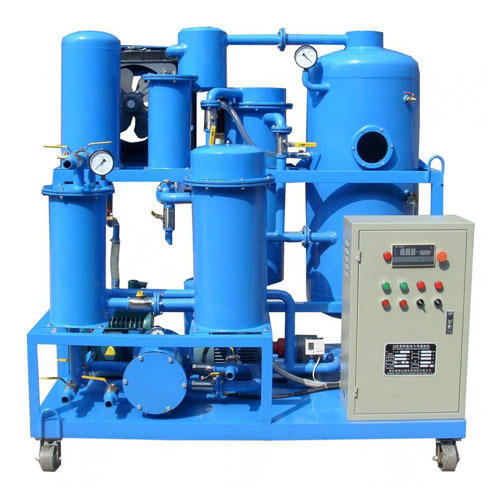 Turbine Oil Cleaning System in India 1
